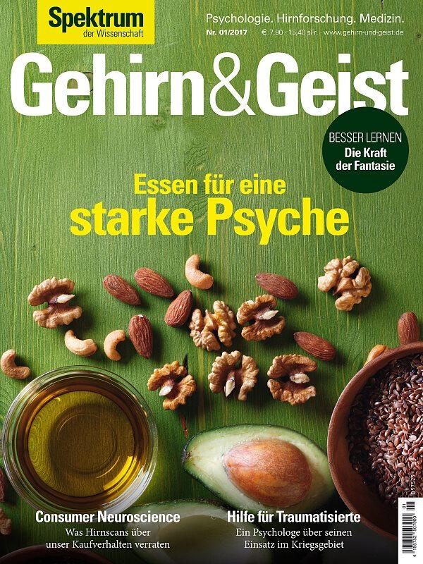 Gehirn & Geist – Essen für eine starke Psyche